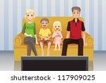 a vector illustration of a... | Shutterstock .eps vector #117909025
