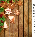Gingerbread Cookies With...