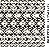 vector seamless pattern. modern ... | Shutterstock .eps vector #1179166258