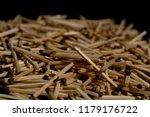 wooden match. matches for... | Shutterstock . vector #1179176722
