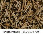 wooden match. matches for... | Shutterstock . vector #1179176725