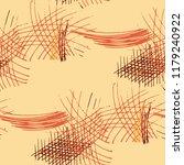 various pencil hatches.... | Shutterstock .eps vector #1179240922
