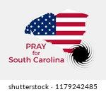 pray for south carolina.... | Shutterstock .eps vector #1179242485