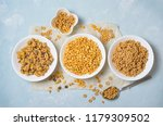 Different Kinds Of Cereals ...