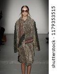 new york  ny   february 10  a... | Shutterstock . vector #1179353515