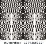 vector seamless pattern. modern ... | Shutterstock .eps vector #1179365332