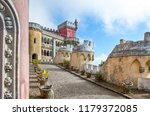 sintra  portugal   march 26 ... | Shutterstock . vector #1179372085