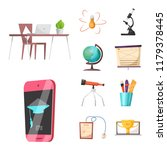 vector design of education and... | Shutterstock .eps vector #1179378445