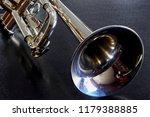 Music instrument trumpet ...