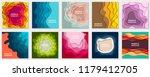 vector collection of 10... | Shutterstock .eps vector #1179412705