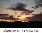 mountains in the sunset    Shutterstock . vector #1179462658