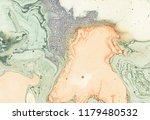 beautiful hand painted... | Shutterstock . vector #1179480532