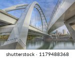 abstract bridge angles  | Shutterstock . vector #1179488368