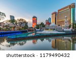kuala lumpur  malaysia   july...   Shutterstock . vector #1179490432