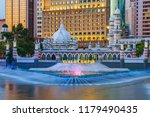 kuala lumpur  malaysia   july...   Shutterstock . vector #1179490435