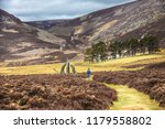queen's well on the route to... | Shutterstock . vector #1179558802