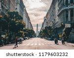 buenos aires  ciudad autonoma... | Shutterstock . vector #1179603232