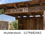 Old Blacksmith Shop In Vail...