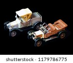 old nostalgia toy cars   Shutterstock . vector #1179786775