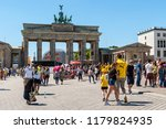 berlin  germany   may27  2017 ... | Shutterstock . vector #1179824935