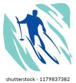 recreation  sports  activity.... | Shutterstock .eps vector #1179837382