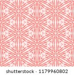 vector hand drawn geometric... | Shutterstock .eps vector #1179960802