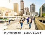 cape town  south africa ... | Shutterstock . vector #1180011295