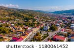 drone view of nasaud city from... | Shutterstock . vector #1180061452