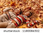 beautiful young couple in sunny ...   Shutterstock . vector #1180086502