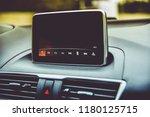 smartphone bluetooth connected... | Shutterstock . vector #1180125715