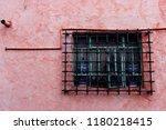 windows in mexico city | Shutterstock . vector #1180218415