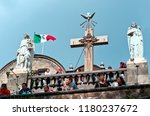 mexico city  mexico   december... | Shutterstock . vector #1180237672