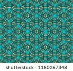 classic golden pattern. golden... | Shutterstock . vector #1180267348