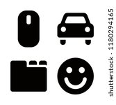 filling icons set with car fill ...   Shutterstock .eps vector #1180294165