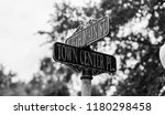 Town Center Street Sign In...