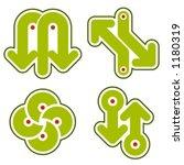 """Design Elements P.31a """"arrows""""..."""