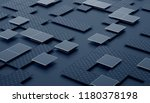 abstract 3d rendering of... | Shutterstock . vector #1180378198