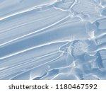 liquid gel cosmetic smudge  | Shutterstock . vector #1180467592