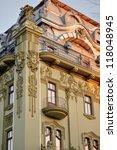 baroque architecture | Shutterstock . vector #118048945
