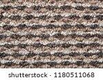 brown and beige synthetic floor ... | Shutterstock . vector #1180511068