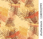 various pen hatches. seamless... | Shutterstock .eps vector #1180532995