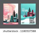 annual report 2019  2020 ...   Shutterstock .eps vector #1180537588