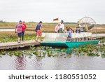 everglades  florida  usa  ... | Shutterstock . vector #1180551052