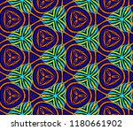 seamless triangular pattern... | Shutterstock .eps vector #1180661902