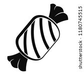 tasty bonbon icon. simple... | Shutterstock .eps vector #1180745515