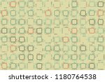 beautiful geometric pattern... | Shutterstock .eps vector #1180764538