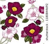 botanical motifs. isolated... | Shutterstock .eps vector #1180844692