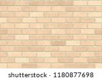 light brown brick wall abstract ...   Shutterstock .eps vector #1180877698