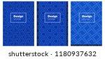 dark blue vector template for...