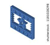 premier isometric left top view ... | Shutterstock .eps vector #1181028298